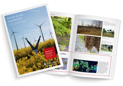 Nachhaltigkeitskommunikation - Printmagazin und Fotowettbewerb