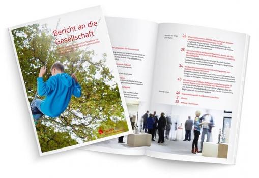 Bericht an die Gesellschaft 2014 - Printmagazin